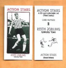 Grimsby Town Keith Jobling 2